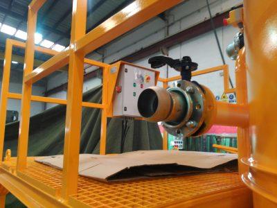 JPV: Ingeniería y fabricación de maquinaria - Machinery manufacturing and engineering